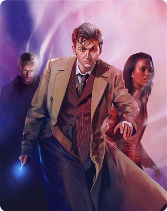 Doctor Who - Series 3 (Steelbook, 3 Blu-rays)