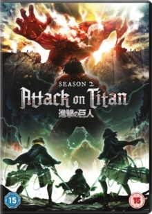 Attack On Titan - Season 2 (2 DVD)