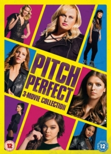 Pitch Perfect - 3-Movie Collection (3 DVD)