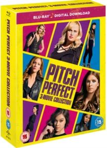 Pitch Perfect - 3-Movie Collection (3 Blu-ray)