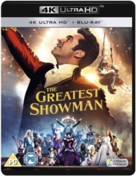 The Greatest Showman (2017) (4K Ultra HD + Blu-ray)