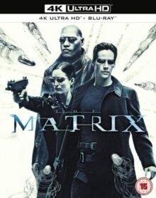 The Matrix (1999) (4K Ultra HD + Blu-ray)