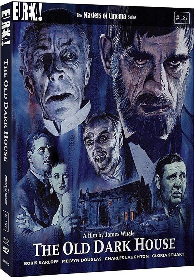 The Old Dark House (1932) (Masters of Cinema, DualDisc, Blu-ray + DVD)