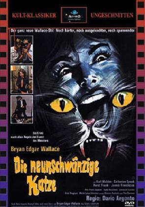 Die neunschwänzige Katze (1971) (Cover B, Kult-Klassiker Ungeschnitten, Limited Edition, Uncut, 2 DVDs)
