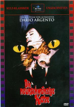 Die neunschwänzige Katze (1971) (Cover A, Kult-Klassiker Ungeschnitten, Kinoversion, Limited Edition, Langfassung, Uncut, 2 DVDs)