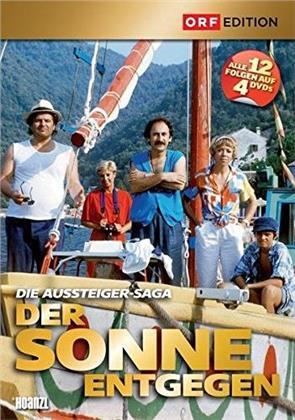 Der Sonne entgegen - Die komplette Serie (ORF Edition, 4 DVDs)
