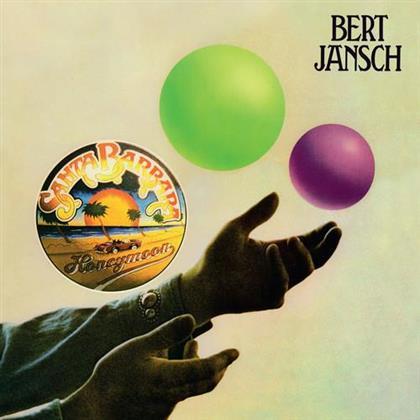 Bert Jansch - Santa Barbara Honeymoon (RSD 2018, + Bonustrack, Purple Vinyl, LP)