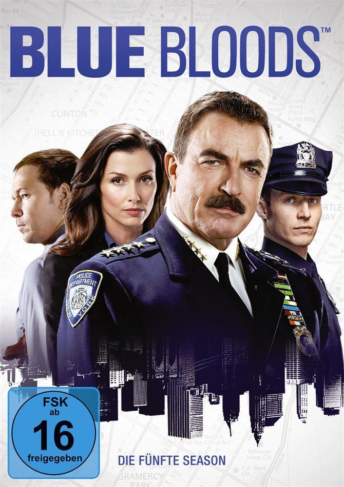 Blue Bloods - Staffel 5 (6 DVDs)