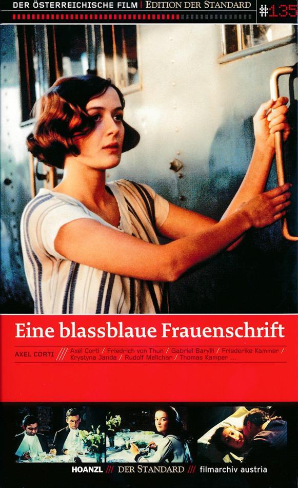 Eine blassblaue Frauenschrift (1984) (Edition der Standard)
