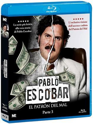 Pablo Escobar: El Patrón del Mal - Parte 3 (3 Blu-ray)
