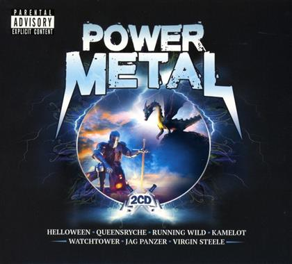 SPV Presents Power Metal (2 CDs)