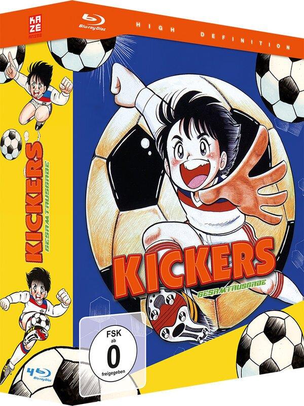 Kickers (Gesamtausgabe, 4 Blu-rays)