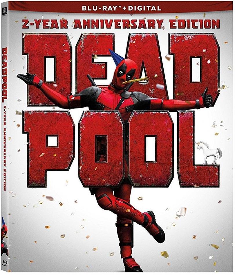 Deadpool (2016) (Anniversary Edition)