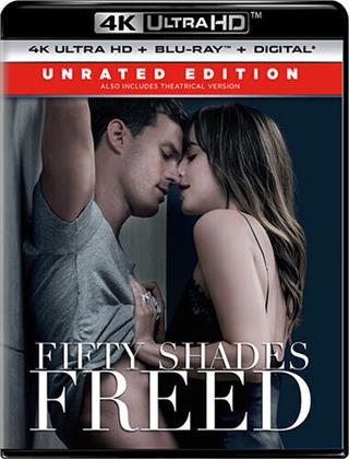 Fifty Shades of Grey 3 - Fifty Shades Freed (2018) (4K Ultra HD + Blu-ray)