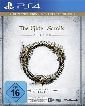 The Elder Scrolls Online - Tamriel Unlimited