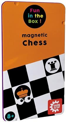 Magnetic Chess - Travel Game