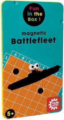 Magnetic Battlefleet - Travel Game