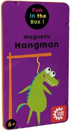 Magnetic Hangman - Travel Game