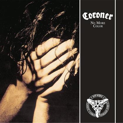 Coroner - No More Color (2018 Reissue)
