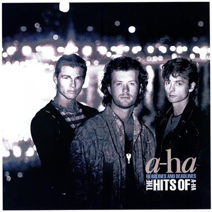 A-Ha - Hits Of - Headlines And Deadlines - The Hits - Reissue (LP)