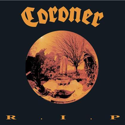 Coroner - R.I.P. (2018 Reissue, LP)