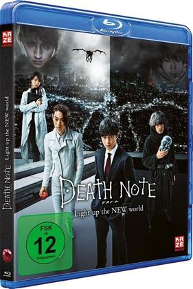 Death Note - Light Up the New World (2016)
