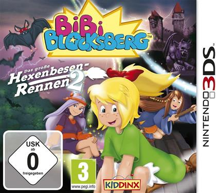 Bibi Blocksberg - Das Grosse Hexenbesen-Rennen 2