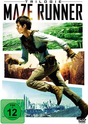 Maze Runner Trilogie (3 DVDs)
