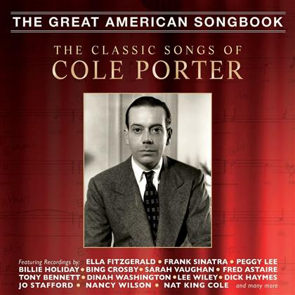 Cole Porter - The classic songs of (2 CDs)