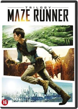 Maze Runner Trilogy - Le Labyrinthe Trilogie (3 DVDs)