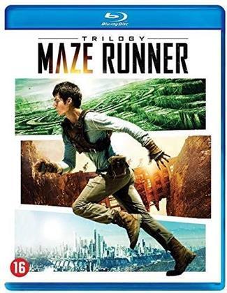 Maze Runner Trilogy - Le Labyrinthe Trilogie (3 Blu-rays)