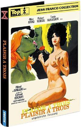 Plaisir a trois (1974) (Kleine Hartbox, The Jess Franco Collection, Uncut)