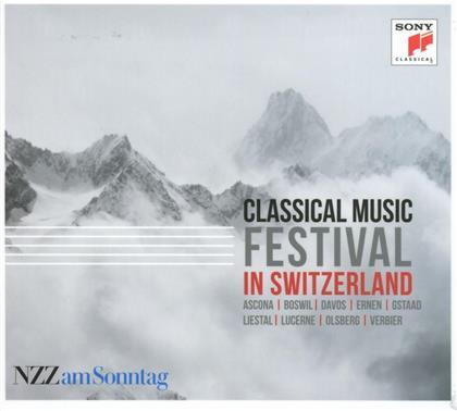 Festival - Classical Music In Switzerland (Boxset, 13 CDs)