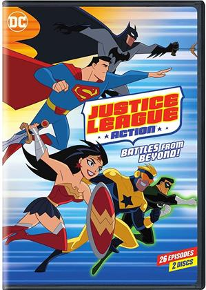 Justice League - Action - Season 1 Part 2 - Battles from Beyond (2 DVDs)