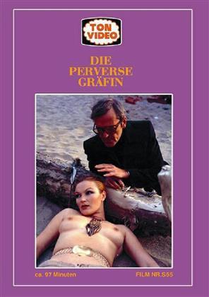 Die perverse Gräfin (1974) (Kleine Hartbox, Cover A, Hardcore Edition)