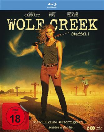 Wolf Creek - Staffel 1 (2 Blu-rays)