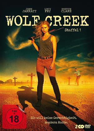 Wolf Creek - Staffel 1 (2 DVDs)