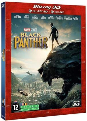 Black Panther (2018) (Blu-ray 3D + Blu-ray)