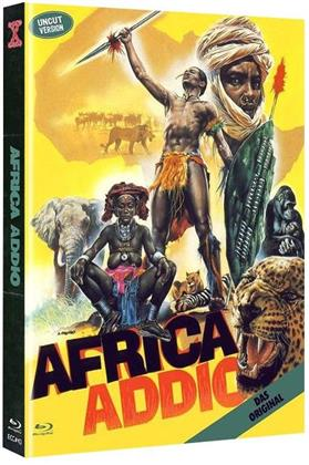 Africa Addio (1966) (Cover A, Eurocult Collection, Edizione Limitata, Mediabook, Uncut, Blu-ray + DVD)