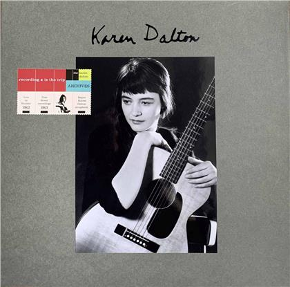 Karen Dalton - The Karen Dalton Archives Box (3 LPs + 4 CDs + DVD)