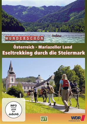Wunderschön! - Österreich - Mariazeller Land: Eseltrekking durch die Steiermark
