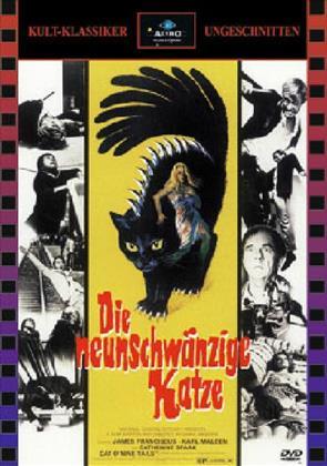 Die neunschwänzige Katze (1971) (Cover C, Kult-Klassiker Ungeschnitten, Limited Edition, Uncut, 2 DVDs)