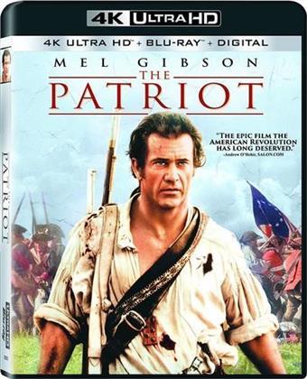 The Patriot (2000) (4K Ultra HD + Blu-ray)