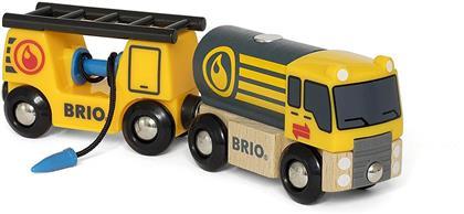 Tankwagen mit Anhänger - BRIO 33907