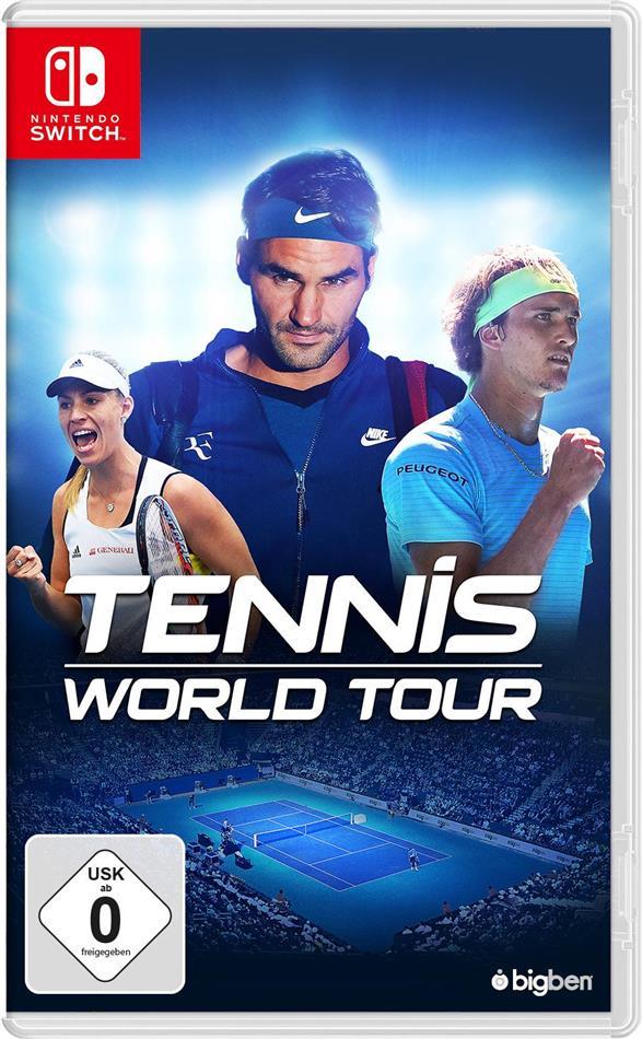 Tennis World Tour (German Edition)