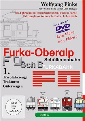 Furka-Oberalp Schöllenenbahn