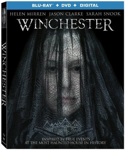 Winchester (2018) (Blu-ray + DVD)