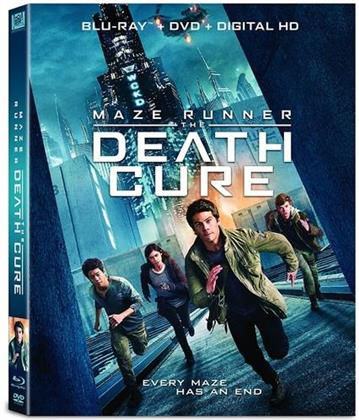 Maze Runner 3 - The Death Cure (2018) (Blu-ray + DVD)