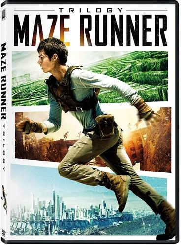 Maze Runner Trilogy (3 DVDs)