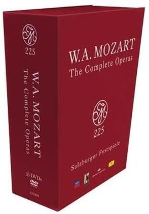 Various Artists - Mozart - The Complete Operas / Various